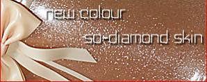 "NEUE LATEXFARBE "" SO - DIAMOND SKIN """